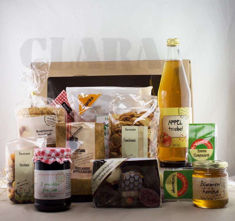Kerstpakket Clara