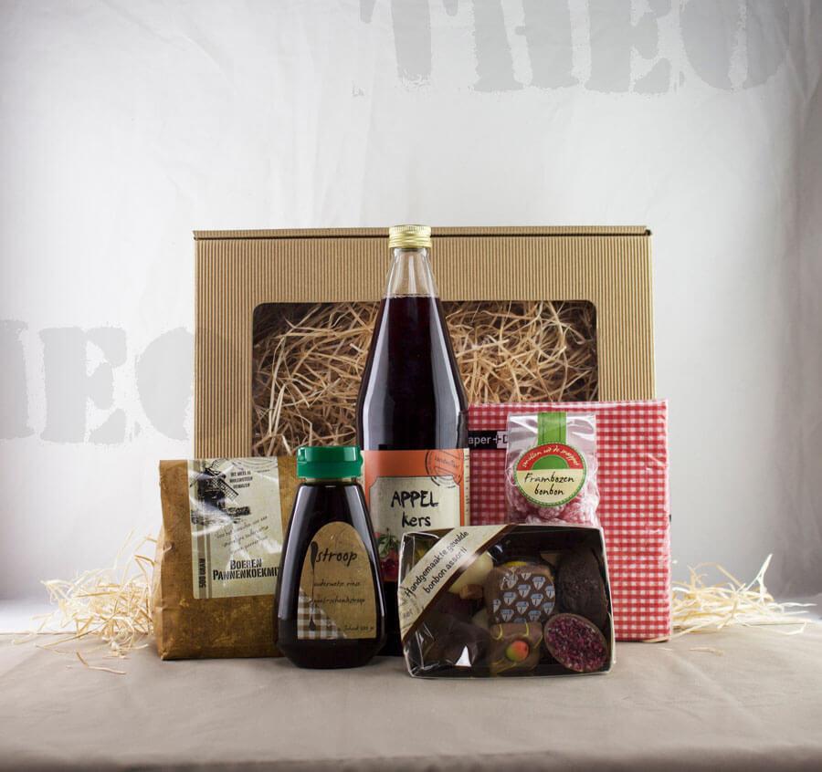 Kerstpakket Theo