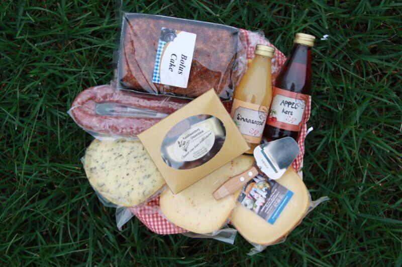 Gezinspakket van Kaasboerderij Ossenblok