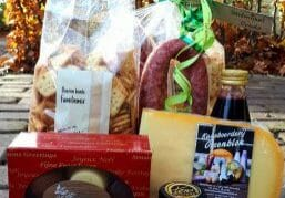 Kerstpakket van Kaasboerderij Ossenblok